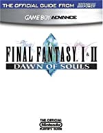 Official Nintendo Final Fantasy I & II