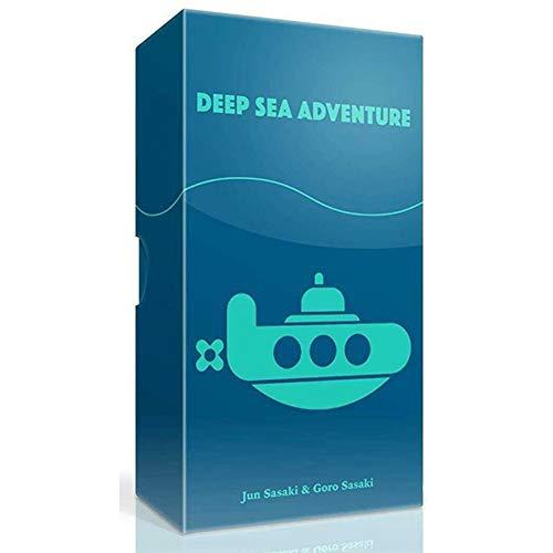 Art Paper Tarot Cards Jeu D'aventure, Full English Deep Sea Carte Tarot Adventure, Deep Sea Adventure Jeu De Société Jeu De Société, Le Jeu De Société Le Plus Approprié