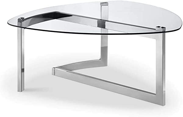 Magnussen T4616 Aries Shaped Cocktail Table