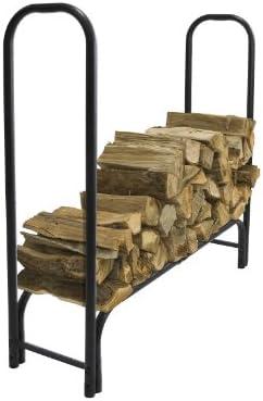 32mm Heavy Duty Log Rack 8 Feet Pleasant Hearth