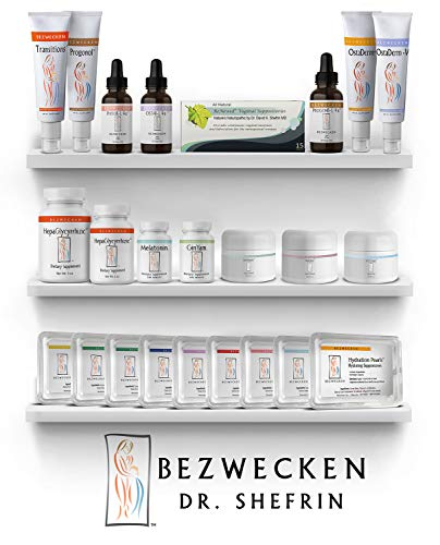 Bezwecken – ProgonB–L 4X – 10mL Topical Oil Blend – Professionally Formulated PMS & Pre–Menopause Symptom Support – Safe, Natural, Paraben Free – 30 Day Supply