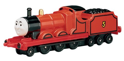 James the Red Engine From Thomas the Tank Engine