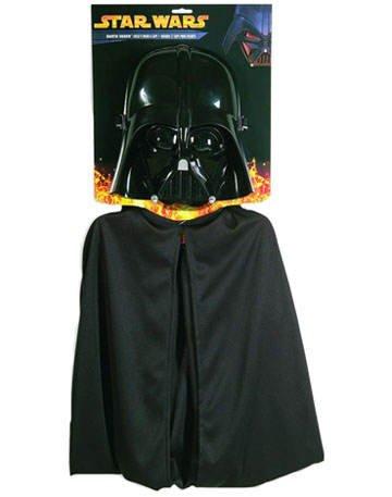 Party Discount Enfants de Darth Vader Masque + Cape