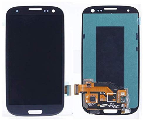 XiaoZhu Sostituzione Touch Screen per Samsung Galaxy S3 / i9300 / i9305 Display LCD Digitizer Assembly (Senza Cornice) Nero