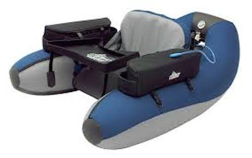 Outcast Prowler Float Tube - Navy by Outcast Boats
