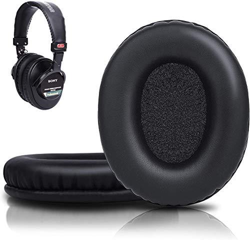 SOULWIT Almohadillas de Repuesto para Auriculares Sony MDR 7506/MDR V6/MDR V7 y MDR CD900ST