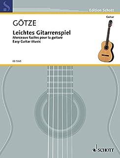 Leichtes Gitarrenspiel 1 Guitare