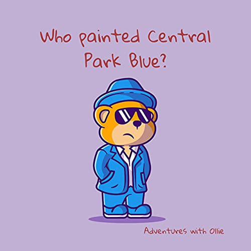 Who painted Central Park Blue? Podcast By  cover art