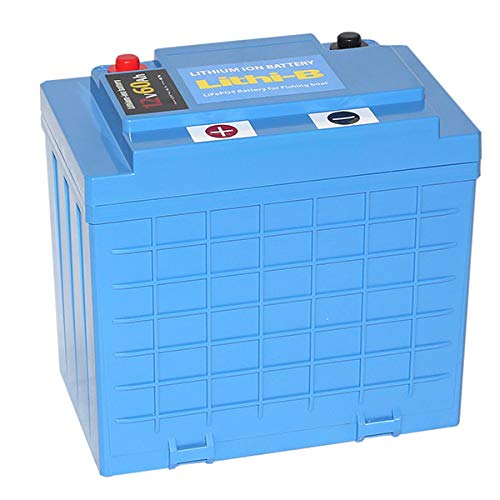 Lithi-B(リチビー) リチウムイオンバッテリー 12V60Ah 8.5kg