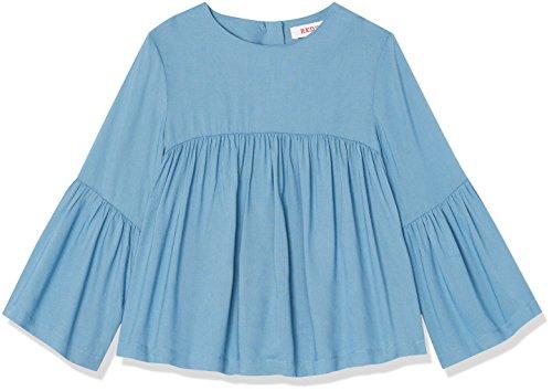 Amazon-Marke: RED WAGON Mädchen Bluse, Blau (Blue Heaven), 110, Label:5 Years