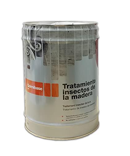 QUIMIBASE - TRATAMIENTO MATACARCOMAS E INSECTOS 5 LT