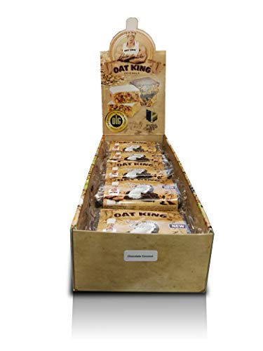 LSP Oat King Riegel - Chocolate Coconut 10x95g, 1er Pack (1 x 950 g)