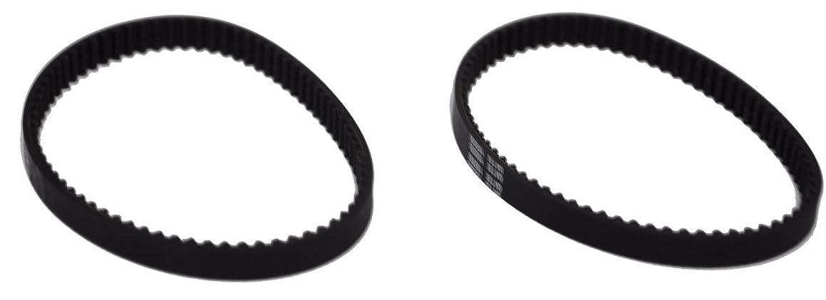 Eureka Sanitaire Geared Vacuum Belt 155555 2 Pack