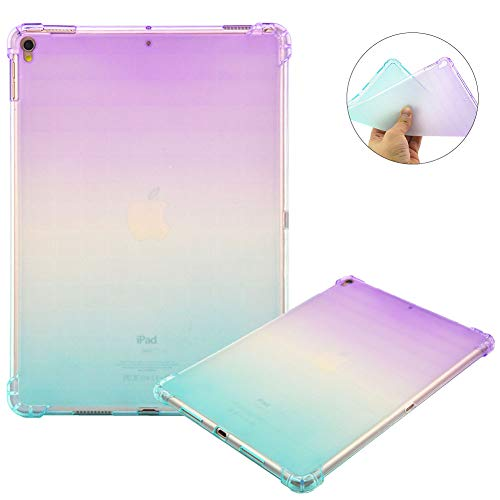 Cheap Case for iPad Air 3 / iPad Pro 10.5 2017,Soft Clear Case for iPad Air 10.5 Inch (3rd Gen) 2019...