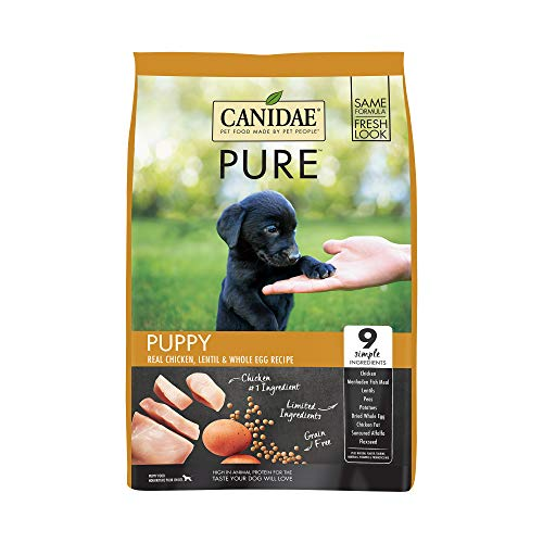 CANADIE Limited Ingredient Pure Recipe Grain-Free Dry Dog Food