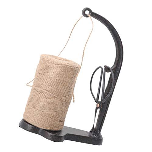 DOITOOL Carrete de Metal Soporte de Rosca Soporte de Cono Overlock para Toda La Máquina de Coser Industrial Y Doméstica Ornamento de Escritorio en Casa