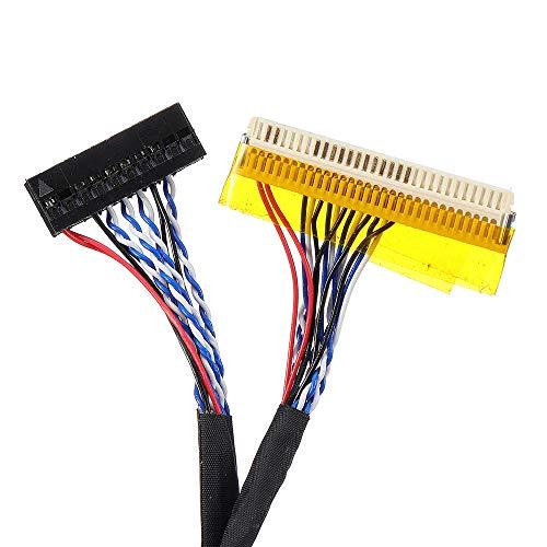 Otro módulo de la placa de 40CM P4 FIX D6 30P 1CH 6-bit LVDS LCD Controlador Cable Para la Pantalla Universal del Portátil LCD Refit de la Pantalla