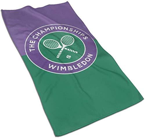 Green Haoke Toallas de Cocina de Tenis Wimbledon Toallas de Plato de Felpa de Microfibra de 17.5X27.5 Pulgadas para Secar Platos y Derrames de Toallas de Cocina para la Decoración de Su Cocina