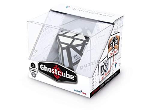 Cayro - Ghost Cube - Juguete de ingenio - Desarrollo de Habilidades cognitivas e inteligencias múltiples - Juego para niños y Adultos (R5045)