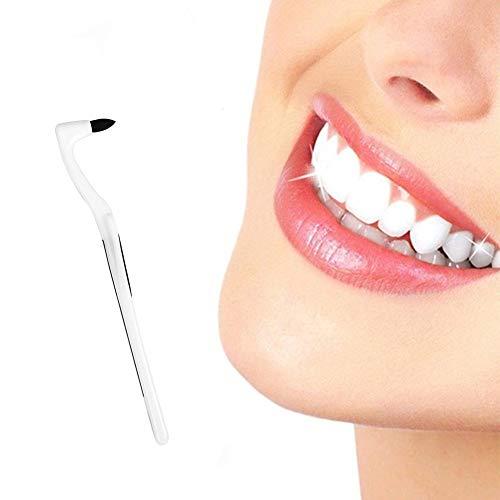 Pulidor dental manual, para blanquear (2 unidades)