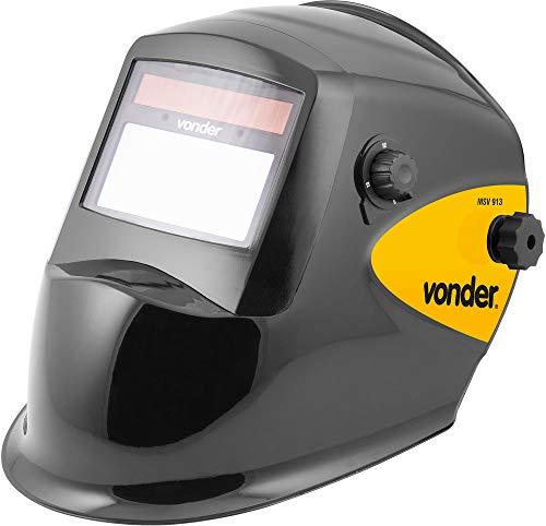 Máscara De Escurecimento Automático, Tonalidade 9 A 13, Msv 913 Vonder