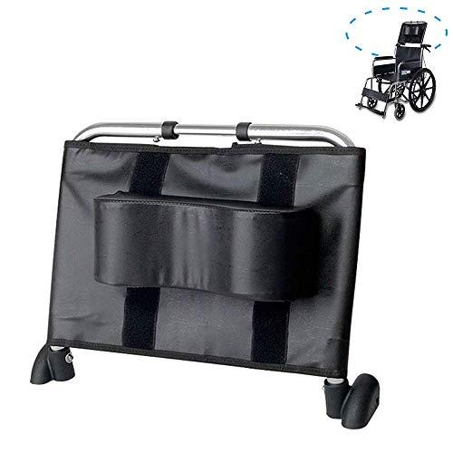 Rollator Walker, Rollstuhl Kopfstütze Universal Rollstuhl Stuhl Universal Erhöhende Rückenlehne Nackenkissen Nackenstütze Kopfpolsterung Leder Tragbar Für Erwachsene Rollstühle Sitzzubehör Verstellb