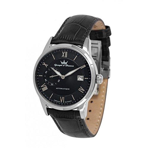 Yonger & Bresson - Herren -Armbanduhr- YBH 8360-01