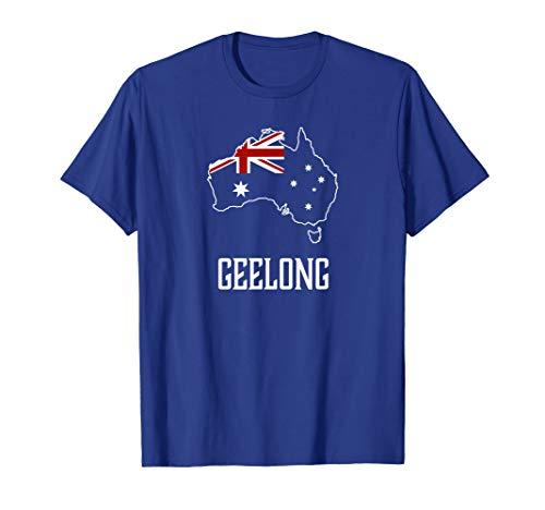 Geelong, Australia - Australian Aussie T-shirt