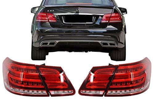 KITT tlmbw212rcoe LED Rückleuchten 2013 + Facelift rot/transparent