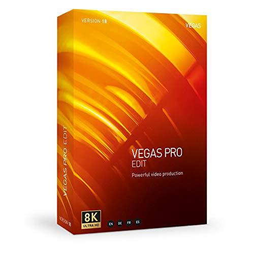 macbook video editing softwares VEGAS Pro 18 Edit - Professional Video Editing