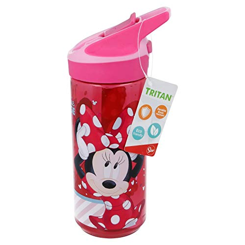 Stor Botella TRITAN Premium 620 ML | Minnie Mouse - Disney - Electric Doll