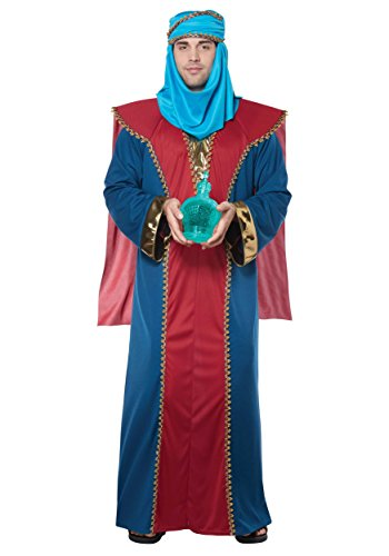 California Costumes 01500L/XL BALTHASAR, WISE MAN (THREE KINGS) Adult Sized...