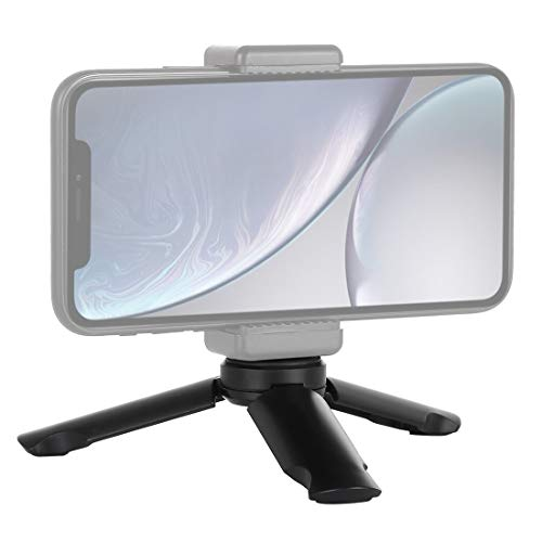 Fuquíbandian Mini Soporte Universal del trípode de 1/4 '' for la acción Inteligente Soporte de la cámara Compatible con iPhone/Samsumg/Xiaomi Compatible con Gopro 6 / dji Accesorios de Soporte