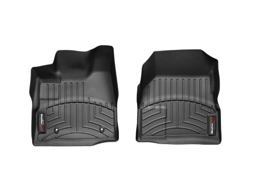 WeatherTech  442711  Custom Fit Front FloorLiner for Chevrolet Equinox, Black