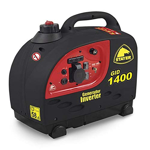 STAYER 11192 Generador inverter Profesional GID 1400