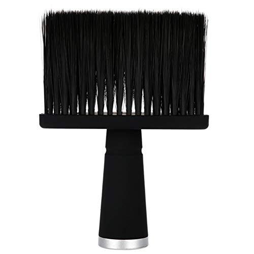 Nuluxi Nackenpinsel mit Griff Haarbürste Saloneinrichtung Zubehör Salon Haarschneide Reinigung Pinsel Professionelle Duster Pinsel Haarpinsel Geeignet für Jeden Friseurladen Salon und Heimgebrauch