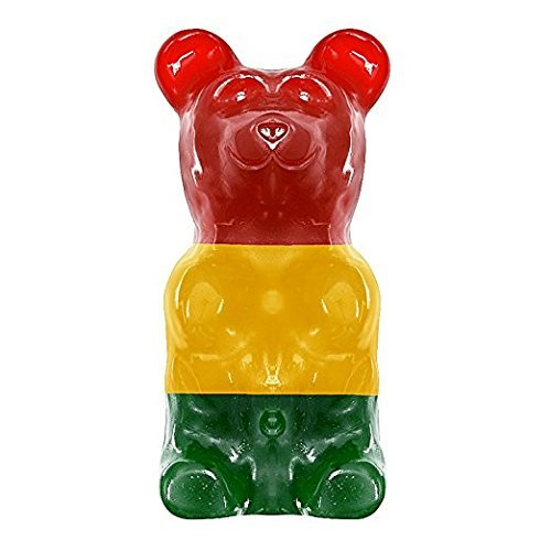 World's Largest Gummy Bear, Approx 5-pounds Giant Gummy Bear - Astro