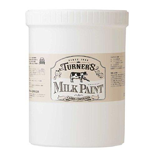 ターナー色彩 ミルクペイント ハニーマスタード 1.2L