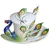 MU Tasses Ensemble de Voyage Tasses à café tasses de bière tasses à thé Soucoupes Lunettes Thermos...