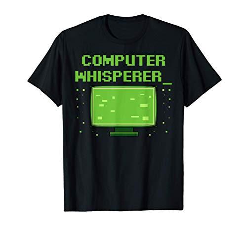 Codificador Susurrador de Computadoras Codificador de Camiseta