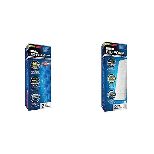 Fluval A188 Bio Foam Max Schaumstofffiltermedium 207 Und 307 Außenfilter & A222 Schaumstoff Filterzubehör für 206/207 306/307