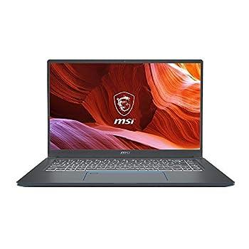 MSI Modern 14 A10M-460 14  Ultra Thin and Light Professional Laptop Intel Core i5-10210UUMA 8GB DDR4 512GB NVMe SSD Win10 Home Carbon Gray