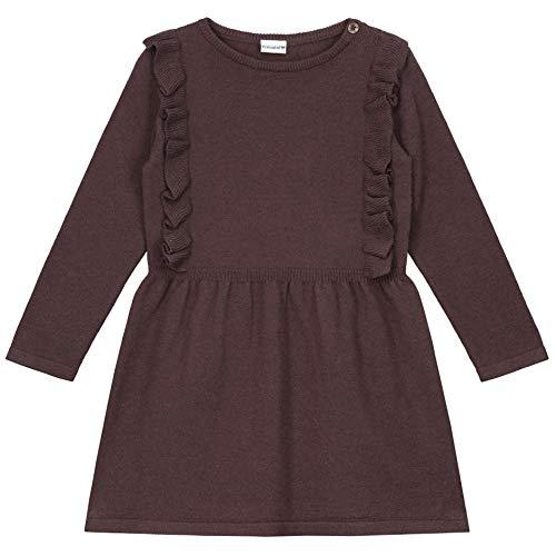 Prénatal - Vestido para bebé, Color marrón Chocolatbrown 62 cm