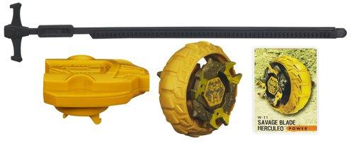 Beyblade - 98420 - Figurine - Beywheelz Standard - Savage Blade Herculeo