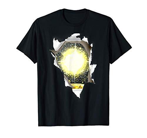 US Signature Lines Sci Funk Super Nova Ripped 01 T-Shirt