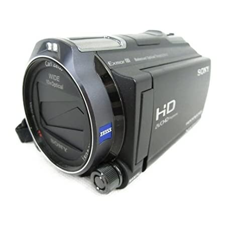 ソニー SONY ビデオカメラ Handycam CX720V 内蔵メモリー64GB ブラック HDR-CX720V