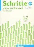 SCHRITTE INT.NEU 1+2 Testtrainer+CD: Testtrainer A1: Vol. 1-2 (SCHRINTNEU)