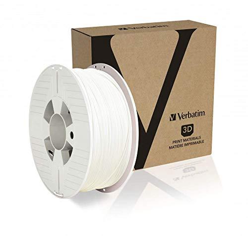 Verbatim 55050 PET-G Filament 1.75 Bianco bobina da 1 kg