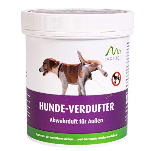 Gardigo Hunde-Verdufter 300 g Granulat, Hunde-Stopp, Hundeabwehr, Hundeschreck