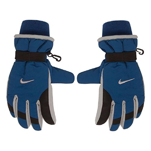 Nike Ski Gloves - Boys 8-20 (Blue)